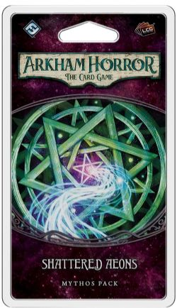 ARKHAM HORROR : THE CARD GAME -  SHATTERED AEONS (ANGLAIS)
