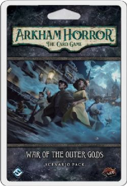 ARKHAM HORROR : THE CARD GAME -  WAR OF THE OUTER GODS (ANGLAIS) -  STANDALONE ADVENTURES