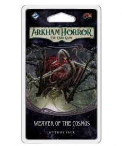 ARKHAM HORROR : THE CARD GAME -  WEAVER OF THE COSMOS (ANGLAIS)
