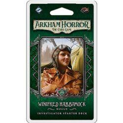 ARKHAM HORROR : THE CARD GAME -  WINIFRED HABBAMOCK INVESTIGATOR DECK (ANGLAIS)