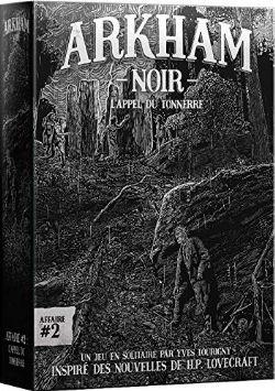 ARKHAM NOIR -  AFFAIRE #2 (FRANÇAIS)