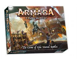 ARMADA : THE GAME OF EPIC NAVAL WARFARE -  2 PLAYER STARTER SET (ANGLAIS)