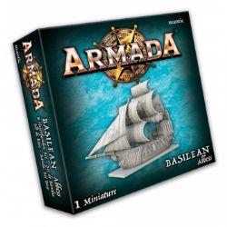ARMADA : THE GAME OF EPIC NAVAL WARFARE -  BASILEAN ABBESS (ANGLAIS)