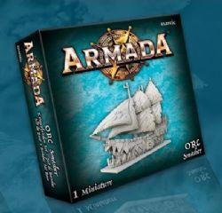 ARMADA : THE GAME OF EPIC NAVAL WARFARE -  ORC SMASHER (ANGLAIS)