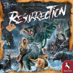 ARMATA STRIGOI -  RESURRECTION (MULTILINGUE)