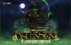 ASCENSION -  CURSE OF THE GOLDEN ISLES (ANGLAIS)