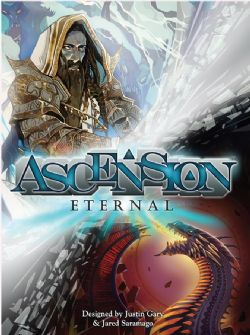 ASCENSION -  ETERNAL (ANGLAIS)