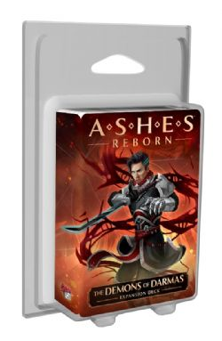 ASHES REBORN -  THE DEMONS OF DARMAS (ANGLAIS) -  EXPANSION DECK