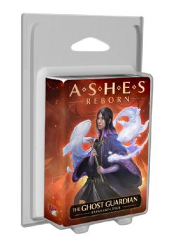 ASHES REBORN -  THE GHOST GUARDIAN (ANGLAIS) -  EXPANSION DECK