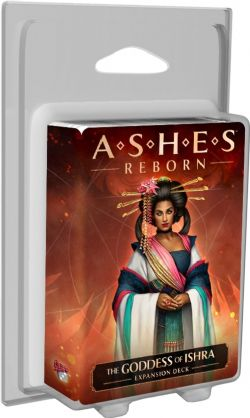 ASHES REBORN -  THE GODDESS OF ISHRA (ANGLAIS) -  EXPANSION DECK