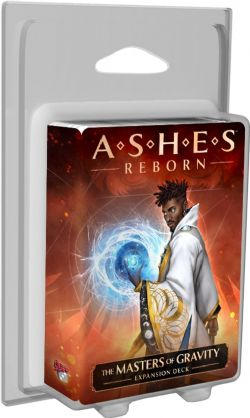ASHES REBORN -  THE MASTERS OF GRAVITY (ANGLAIS) -  EXPANSION DECK