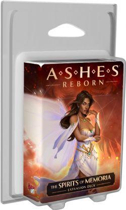 ASHES REBORN -  THE SPIRITS OF MEMORIA (ANGLAIS) -  EXPANSION DECK