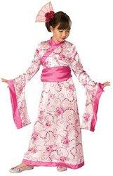 ASIATIQUES -  COSTUME DE PRINCESSE ASIATIQUE (ENFANT)