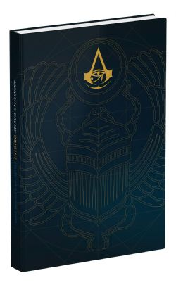 ASSASSIN'S CREED -  ASSASSIN'S CREED ORIGINS OFFICIAL GUIDE (COLLECTOR'S EDITION)(V.A.) -  ASSASSIN'S CREED : ORIGINS