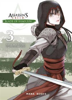 ASSASSIN'S CREED -  (V.F.) -  BLADE OF SHAO JUN 03