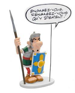 ASTÉRIX -  FIGURINE DE SOLDAT ROMAIN