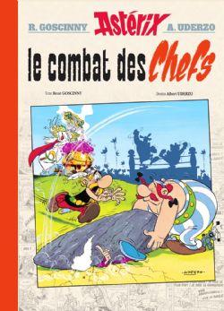 ASTÉRIX -  LE COMBAT DES CHEFS (ÉDITION DE LUXE) 07