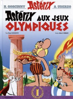 ASTÉRIX -  LIVRE USAGÉ - ASTÉRIX AUX JEUX OLYMPIQUES (FRANÇAIS) 12