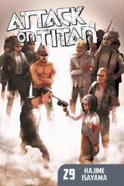 ATTACK ON TITAN -  (V.A.) 29