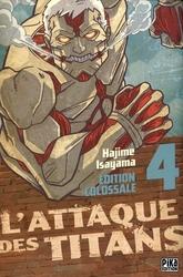 ATTAQUE DES TITANS, L' -  ÉDITION COLOSSALE 04
