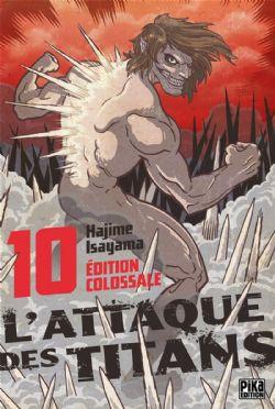 ATTAQUE DES TITANS, L' -  ÉDITION COLOSSALE (V.F.) 10