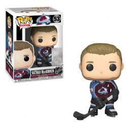 AVALANCHE DU COLORADO -  FIGURINE POP! EN VINYLE DE NATHAN MACKINNON (10 CM) 53