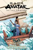 AVATAR - THE LAST AIRBENDER -  KATARA AND THE PIRATE'S SILVER TP