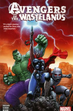 AVENGERS -  AVENGERS OF THE WASTELANDS TP
