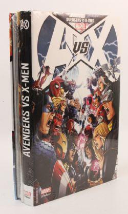 AVENGERS VS X-MEN -  COLLECTION D'ALBUMS USAGÉS INTÉGRALE 01 ET 02