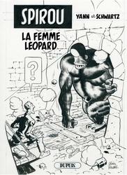 AVENTURE DE SPIROU ET FANTASIO PAR..., UNE -  LA FEMME LÉOPARD (ÉDITION DE LUXE) 07
