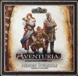 AVENTURIA -  HEROES' STRUGGLE (ANGLAIS)
