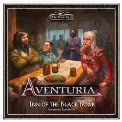 AVENTURIA -  INN OF THE BLACK BOAR (ANGLAIS)