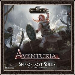 AVENTURIA -  SHIP OF LOST SOULS (ANGLAIS)