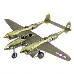 AVIATION -  P-38 LIGHTNING - 2 FEUILLES