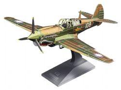 AVIATION -  P-40 WARHAWK - 2 FEUILLES