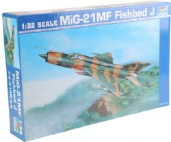 AVION -  MIG-21MF FISHBED J 1/32
