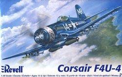 AVIONS DE CHASSE -  CORSAIR F4U-4 1/48 (DIFFICILE)