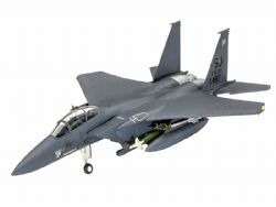 AVIONS DE CHASSE -  F-15E STRIKE EAGLE 1/144 (NIVEAU 3)