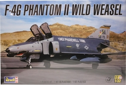 AVIONS DE CHASSE -  F-4G PHANTOM II WILD WEASEL 1/32 (NIVEAU 5 - DIFFICILE)