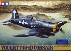 AVIONS DE CHASSE -  VOUGHT F4U-1D CORSAIR 1/48 (DIFFICILE)