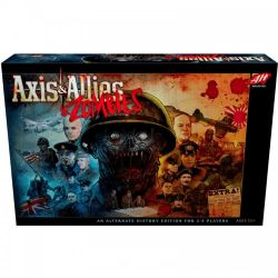 AXIS & ALLIES -  AXIS & ALLIES & ZOMBIES