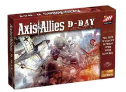 AXIS & ALLIES -  D-DAY (ANGLAIS)
