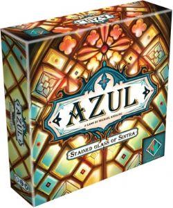 AZUL : LES VITRAUX DE SINTRA (MULTILINGUE)