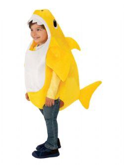 BABY SHARK -  COSTUME D'ENFANT BÉBÉ REQUIN (ENFANT - PETIT 3-4)