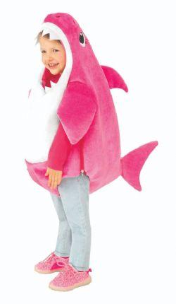 BABY SHARK -  COSTUME DE MAMAN REQUIN (BÉBÉ & JEUNE ENFANT)
