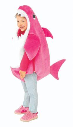 BABY SHARK -  COSTUME DE MAMAN REQUIN (ENFANT)