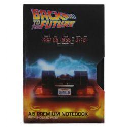 BACK TO THE FUTURE -  CARNET PREMIUM A5