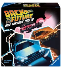 BACK TO THE FUTURE : DICE THROUGH TIME (ANGLAIS)