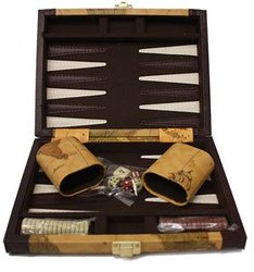 BACKGAMMON -  JEU DE BACKGAMMON 9