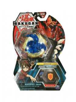 BAKUGAN -  AQUOS NILLIOUS (MULTILINGUE) -  BATTLE BRAWLERS